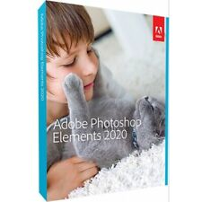 Adobe Photoshop Elements 2020 Perpetual License for Mac o/s