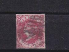 1864 19cu isabel ,used        k1836