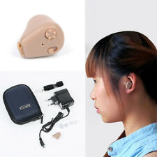 AXON K-88 Rechargeable Acousticon Hearing Aids Audiphone Sound Amplifier