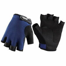 Fox Tahoe Short Finger Gloves Blue Moutain Bike Cycling Medium