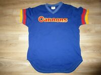Calgary Cannons Minor League Baseball Seattle Mariners MLB Game Worn Jersey 50