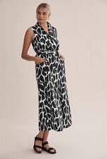 COUNTRY ROAD Beautiful Luxe Organic Linen Maxi Dress Size 8, 16, RRP $199