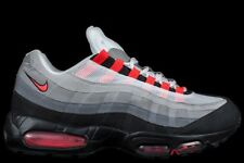 New! Nike Air Max 95 Solar Red 609048-106 Size 9 New with box!