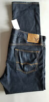 AMERICAN EAGLE AEO Men Skinny Fit Stretch Cotton Denim Jean - 34x30 Dark Blue