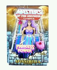 Masters of the Universe Clásicos Spinnerella Figura Dizzying Defender