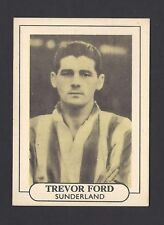 WILKINSON - POPULAR FOOTBALLERS - #10 TREVOR FORD, SUNDERLAND