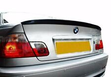 FOR BMW 99-05 CARBON FIBER 3-SERIES E46 COUPE  M3 CSL REAR WING TRUNK SPOILER
