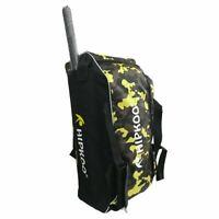 CRICKET KIT BAG Polyester Army Design Coach Cricket Bag Multicolour AU
