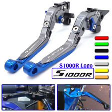 Adjustable Folding Brake Clutch Levers For BMW S1000R S 1000 R 2015-2016 15 16