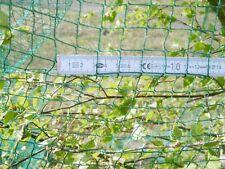 Obstbaum Vogel-Schutz-Netz 10 x 4 m Vogelnetz Kirschbaumnetz Kirsch-netz Plaumen