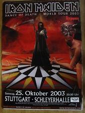 IRON MAIDEN - World Tour 2003 - Stuttgart Schleyerhalle - 25.10.2003