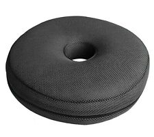 Donut Ring Cushion Memory Foam Coccyx Support Pressure Relief Haemorrhoid Piles