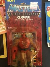 Clawful NEW SEALED 1983 He-Man MOTU Masters of the Universe Mattel Action Figure