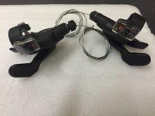 SRAM X4 Trigger Shifters Shift Levers 3x8S Black pair