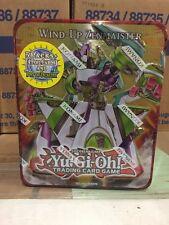 Yu-Gi-Oh! Wind-Up Zenmaister Tin For Card Game CCG TCG