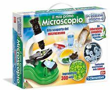 Clementoni Scienza&Gioco Il Mio Primo microscopio