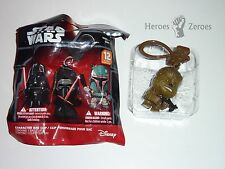 Star Wars Character Bag Clip Series 1 CHEWBACCA Backpack Clip