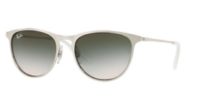 Ray Ban Junior RJ9538S 269/2C 50 Brushed Silver Light Brown Gradient / Green
