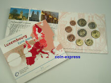 *** EURO KMS LUXEMBURG 2006 BU Kursmünzensatz 2 x 2 Euro Münze !! Luxembourg ***