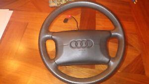 Airbaglenkrad mit Airbagschleifring, Audi A6 - C4 Teile Nr. 4D0951543D