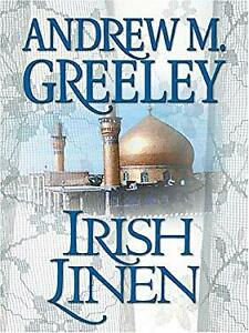 Irish Linen Hardcover Andrew M. Greeley