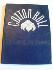 1944 Cotton Boll Yearbook of Central High, Jackson MS, Duncan Gray, Civil Rights