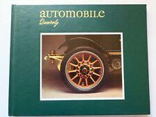 Automobile Quarterly Volume 29 No.1 January 1991 - MGA Coupe, Chrysler Exner Era
