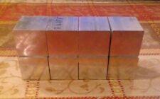 8pc 1 X 1 X 1 Long New 6061 T6 Solid Aluminum Plate Flat Bar Stock Mill Block