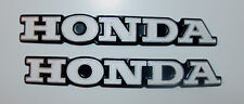 HONDA FUEL/GAS TANK EMBLEM/BADGES CB500 CB550 CB750