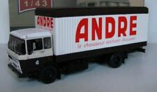 "IXO 1/43 CAMION DAF A2600 caisse ""chaussures ANDRE"""