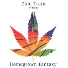 NEW - Double Homegrown Fantasy by Zion Train
