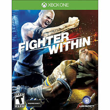 Fighter Within for Xbox One Brand New and Sealed Fighting Game FREE SHIPPING