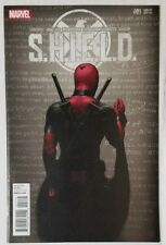 Shield #1 Deadpool Party Cover Variant Marvel Comics NM 2014