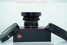 """Leica Elmarit-R 19mm f/2.8 MF 3 Cam Lens VI  #2869570 """"EX++ Optics"""""""