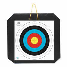 YATE Bogensport Zielscheibe XXL Polimix 80 x 80 x 10cm Targets 45lbs mit Griff
