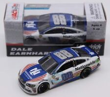 2017 DALE EARNHARDT JR #88 Nationwide Patriotic 1:64 Action Diecast In Stock