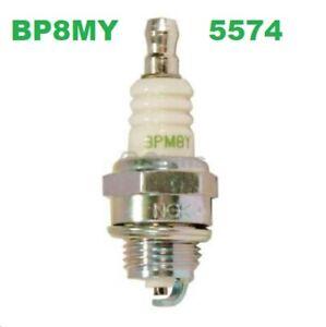 5574 NGK BPM8Y NEW GENUINE  SPARK PLUG - ONE -
