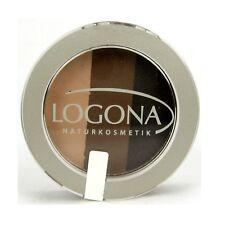 Logona Eyeshadow Trio Nr. 02 cashmere 4 g