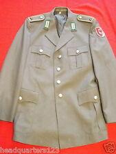 BW Bundeswehr Dienstjacke Ausgehuniform Feldwebel (INFANTERIE) Hschbrg 42,NW(#8)