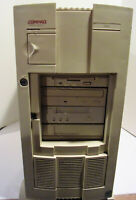 VINTAGE Compaq ProLiant 800 Tower (Intel Pentium III) - READ LISTING