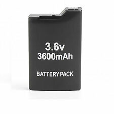 RECAMBIO BATERIA LITIO REPUESTO SONY PSP 1000 - 1004 FAT 3.6V 3600mAH