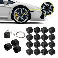For Volkswagen Jetta Golf Passat Wheel Lug Nut Bolt Cover Cap 20pcs 1K06011739B9