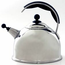 AGA Stainless Steel Whistling Kettle Gloss Polished - W2147