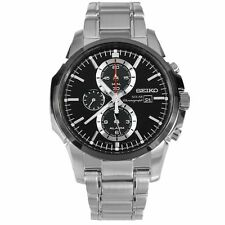 Seiko Stainless Steel Case Luxury Watches