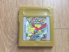 Pokemon Edición Oro Game Boy Color