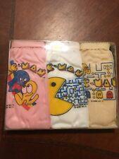 Pacman 3 Nylon Bikinis 1980 Midway Rare!