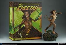 Dc Comics Wonder Woman Cheetah Premium format Statue Sideshow