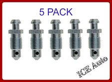 5 PACK - Brake Bleeder Screw Rear/Front Better Brake 9407