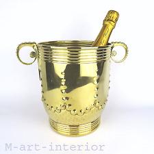 Secessionist Wein Kühler, Eiskübel,Wine Bottle Cooler Kallmeyer & Harjes ca 1915