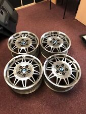 BMW Motorsport DS 1 rims. custom paint , E36 M3 rare